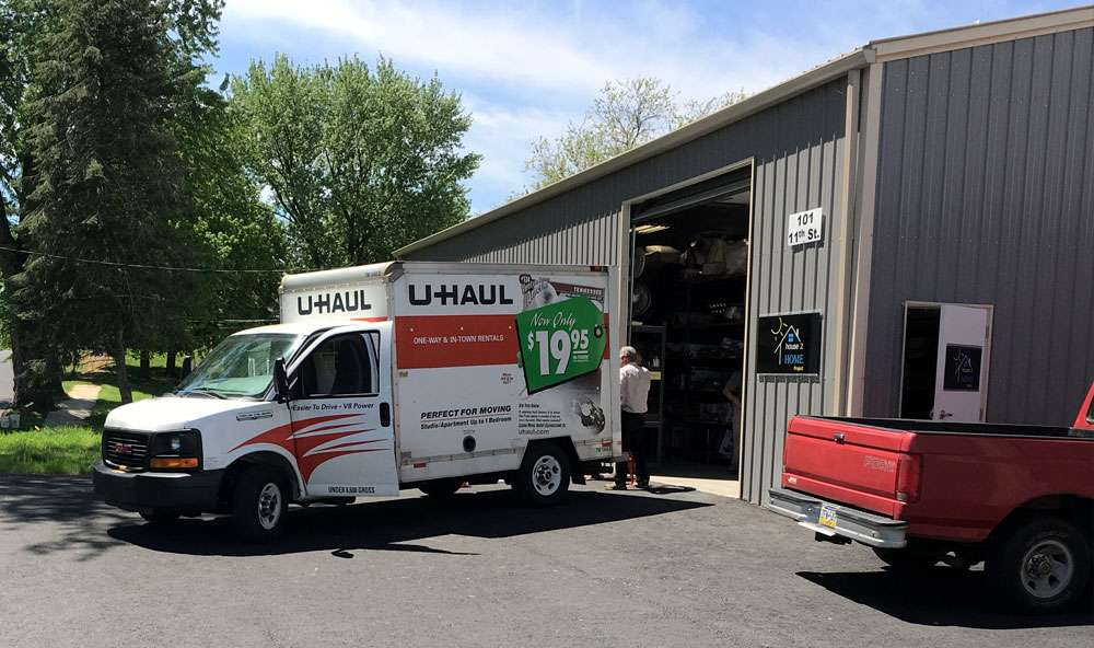 UHaul House2Home Project